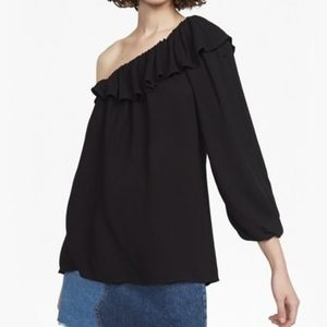 NWT French Connection Off the Shoulder Top